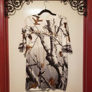 MEN'S Legendary Whitetail XL Tee Shirt
